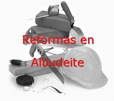 Reformas Murcia Albudeite
