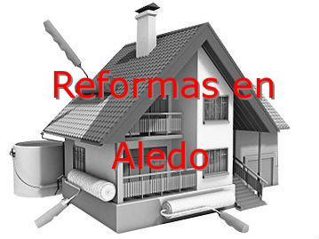 Reformas Murcia Aledo