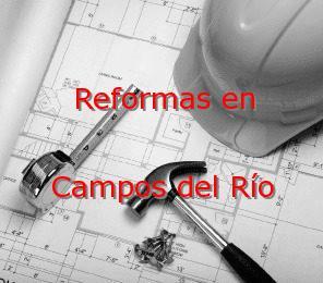 Reformas Murcia Campos del Río