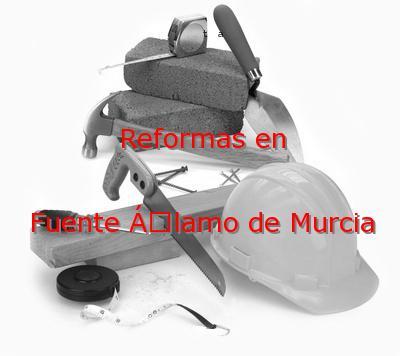 Reformas Murcia Fuente Álamo de Murcia